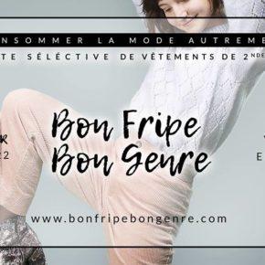 Bon Fripe Bon Genre se lance dans la vente en ligne !