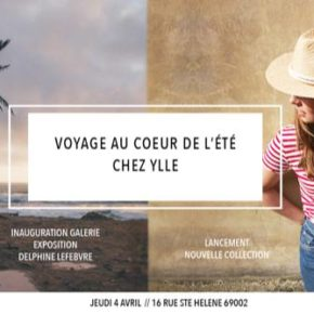YLLE vous invite à découvrir sa nouvelle collection «À l'ombre de la Pinède» !
