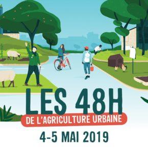 Le festival, Les 48h de l'agriculture urbaine est de retour à Lyon !