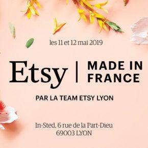 Etsy Made in France : le marché de créateurs est de retour à Lyon !