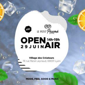 Open Air by le Village des Créateurs et Le Petit Paumé !