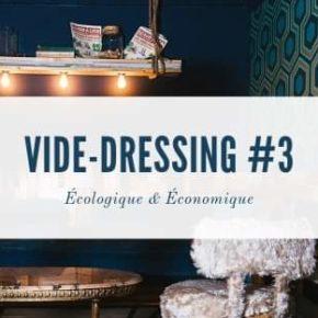 Vide dressing solidaire 3e édition