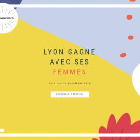 Nouvelle édition du festival : Lyon Gagne avec ses femmes