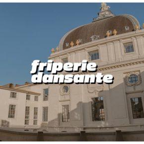 L'Officine & MX | Friperie Dansante avec Marcel Gracieuse !