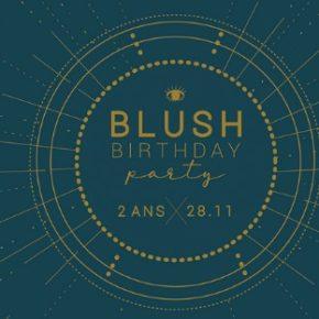 Blush Birthday Party