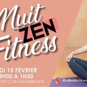 Take care of me : La Nuit Zen