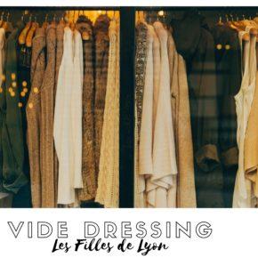 Vide Dressing Les Filles De Lyon – In-sted