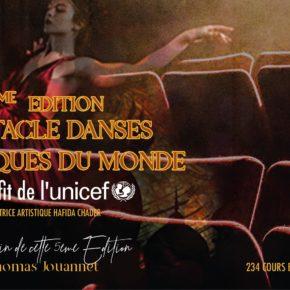 Show Danses et Musiques du Monde pour l'UNICEF