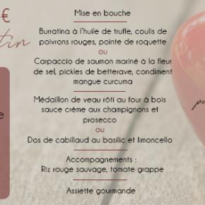 Une saint Valentin bercée par des saveurs de l'Italie