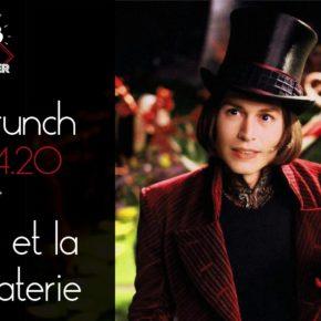 Ciné Brunch spécial Charlie et la Chocolaterie