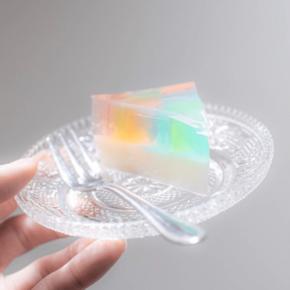 Réalisez un gâteau aux couleurs de l'arc en ciel