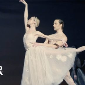 Dior vous permet de prendre des cours de danse en ligne avec des danseurs étoiles