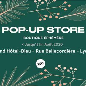 Shopping Time : Pop Up Store Village des Créateurs