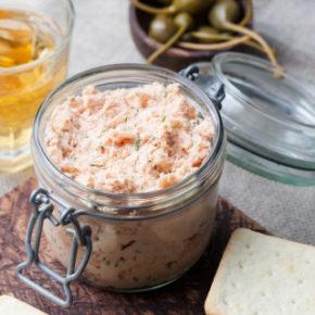 Cuisine : la recette de la mousse de thon, parfaite pour l'apéro