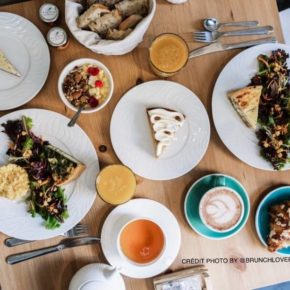 Lifestyle : Brunch Week-End by KAOVA Cafe