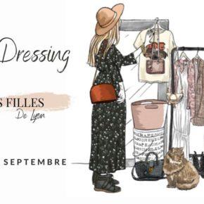 Shopping Time : Vide Dressing Les Filles de Lyon