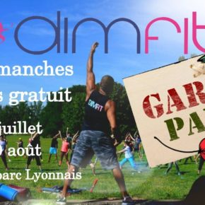 Loisirs : Dimfit Garden Party 2020