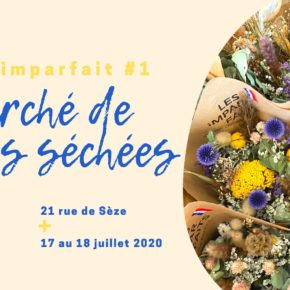 Shopping Time : Marché de fleurs séchées – L'été imparfait #1