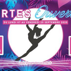 Loisirs : Portes Ouvertes LADC – Septembre 2020
