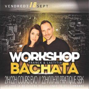 Loisirs : Cours et pratique rock/salsa/bachata