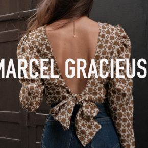 Shopping : Vente en ligne Marcel Gracieuse | Collection septembre