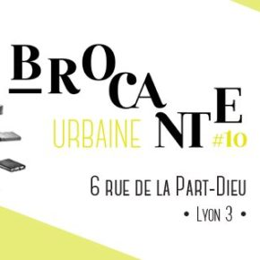 Shopping : Brocante urbaine N°10