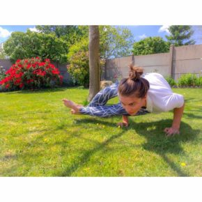 Loisirs : Yoga au parc Blandan