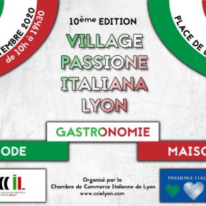 Village Passione Italiana s'installe à Lyon