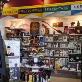 Une boutique Harry Potter a ouvert ses portes à Lyon