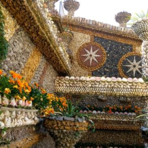 Ouverture du jardin Rosa Mir pour les Journées du Patrimoine
